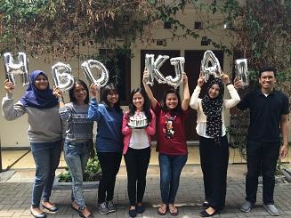 HUT Ke-3 KJAI, Chapter Jateng Lakukan Sharing Session